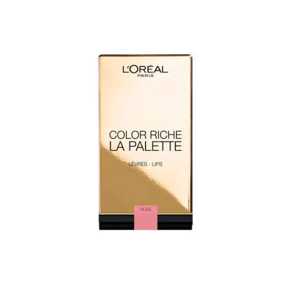 L'Oréal Paris Color Riche La Palette Lips
