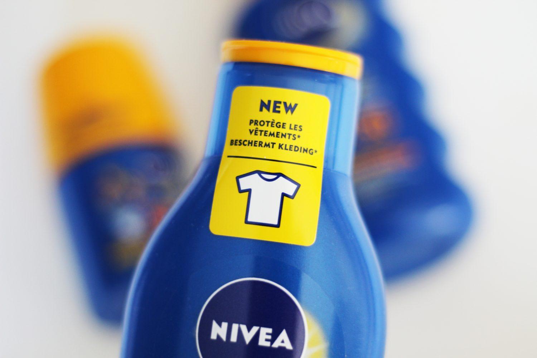 Nivea beschermt kleding