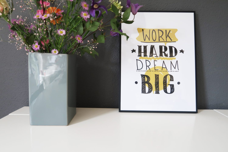 Slaapkamer Muur Quotes : Inspiratie: quotes voor op kantoor twinkelbella