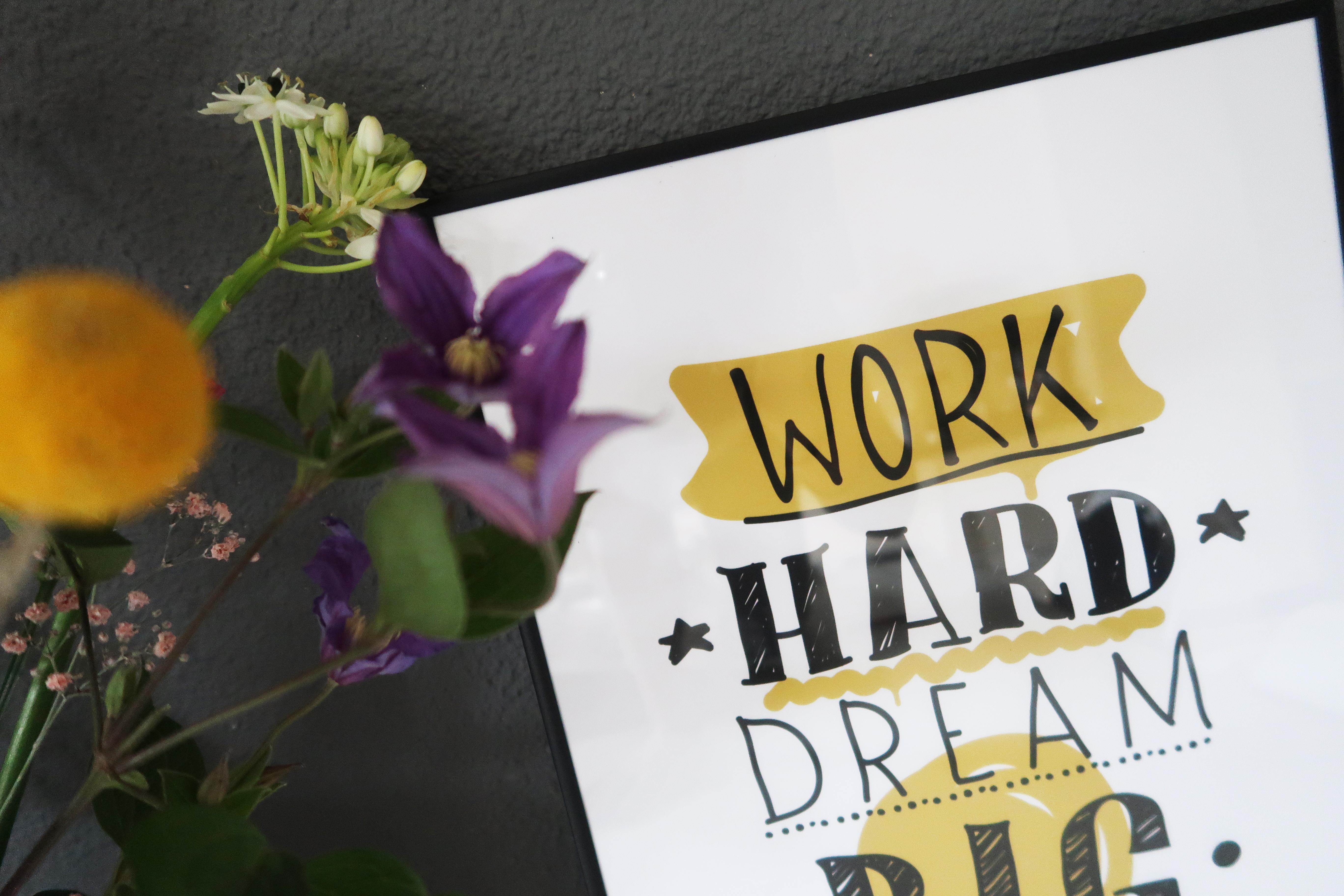 Inspiratie quotes voor op kantoor twinkelbella - Versieren kantoor ...