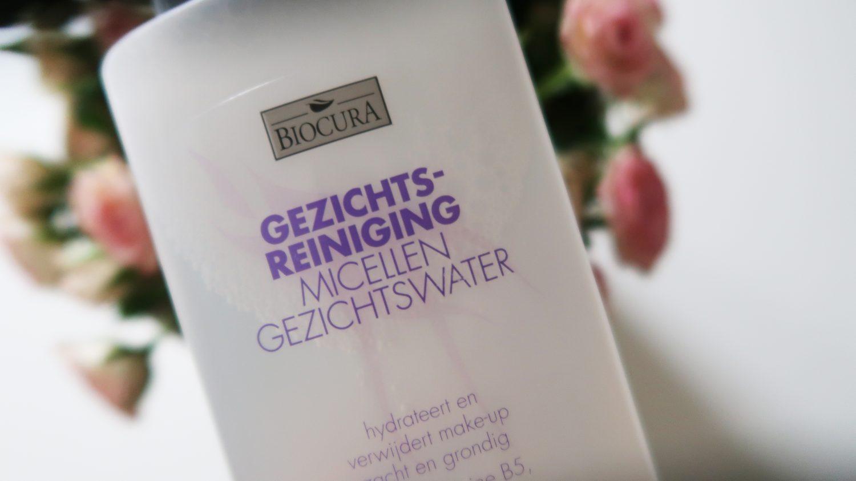 Review: Aldi Biocura Micellen Gezichtswater