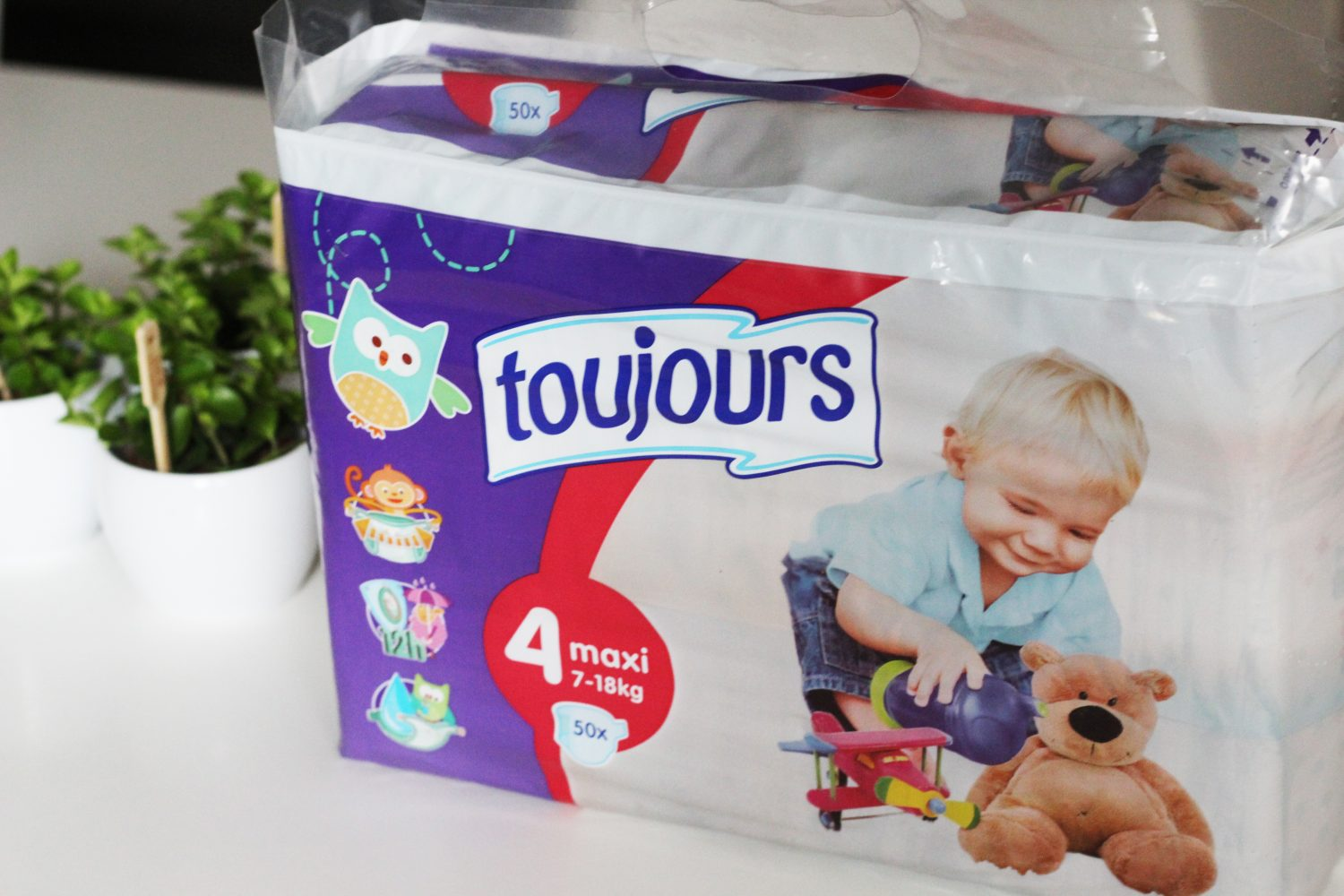 Review: Toujours Lidl Luiers