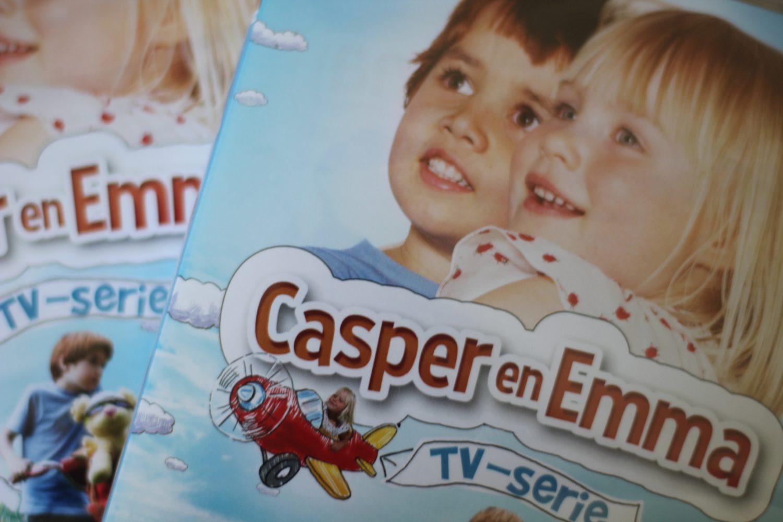 Winnen: Casper en Emma DVD