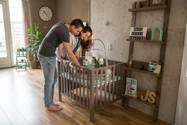 Vroeggeboorte baby: Naar huis!