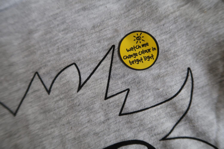 Uv Licht Kopen : Tip zeeman tshirt met uv print shirts die veranderen in de zon