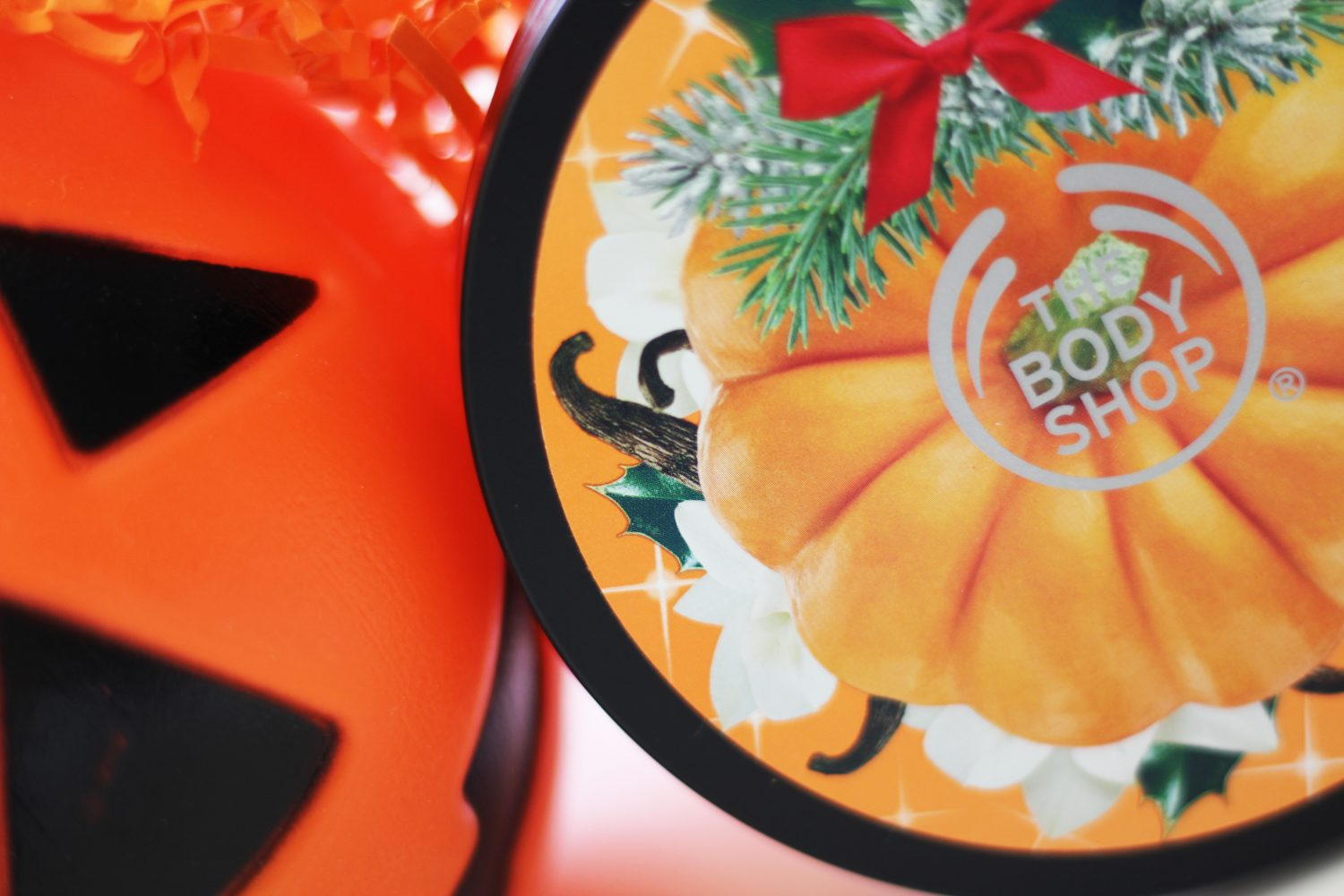 The Body Shop: Vanilla Pumpkin