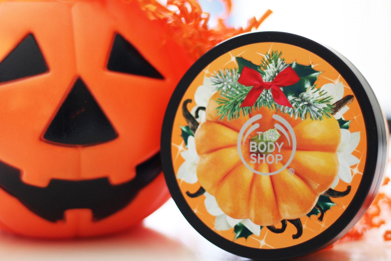 The Body Shop Limited Vanilla Pumpkin