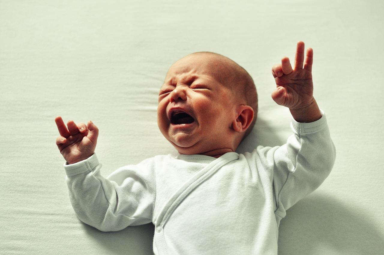 Oh sorry, verkeerde baby! (verkeerde baby meekrijgen van kinderopvang)