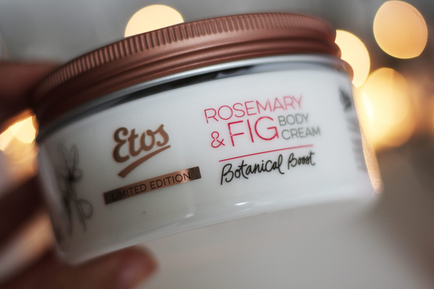Etos Body Cream