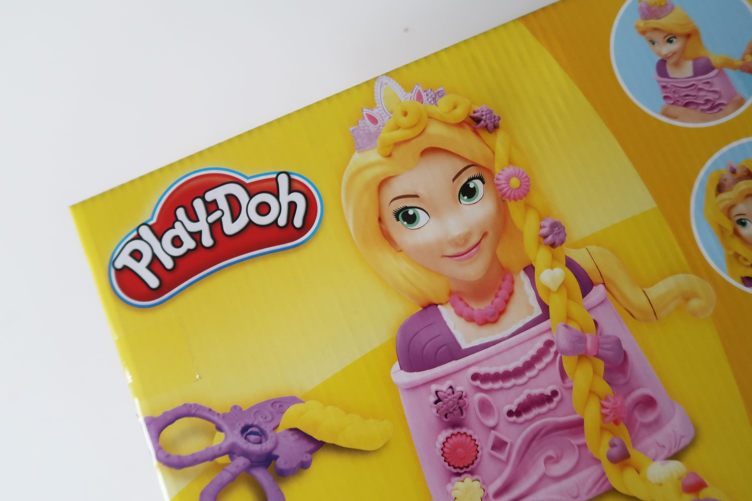 Review: Play-Doh Rapunzels Kapsalon