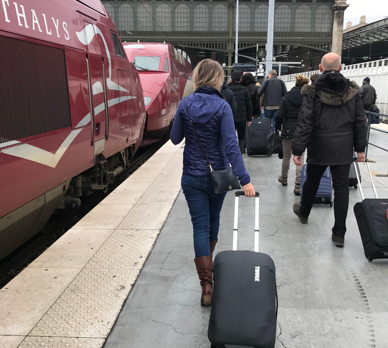 Op reis zonder kinderen (heerlijk!)