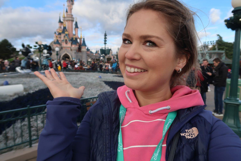 Een onvergetelijke kerst in Disneyland Paris