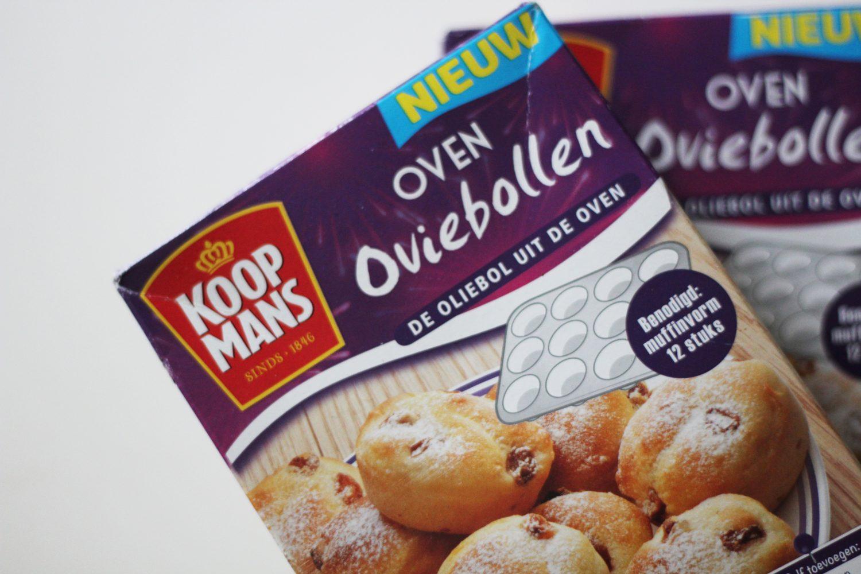 Review: Koopmans Oviebollen (oliebollen uit de oven)