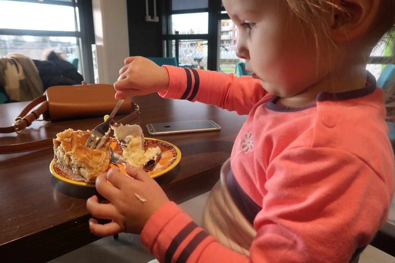 Eetdagboek met twee kinderen: ongezond eten