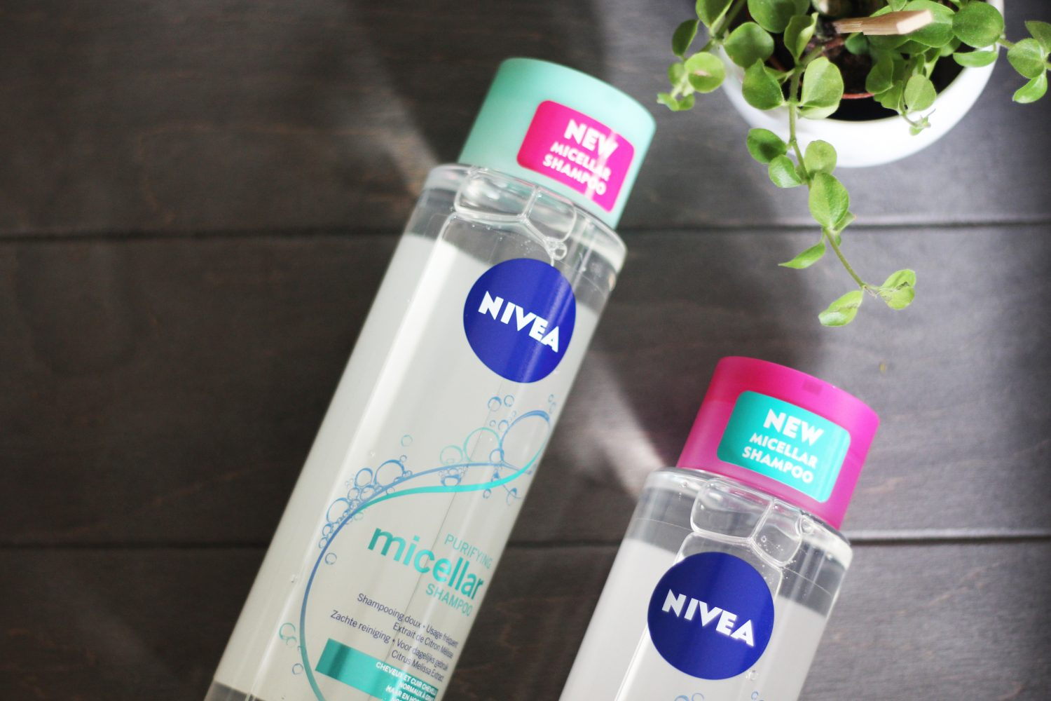 Nivea Hair Care Micellar Shampoo