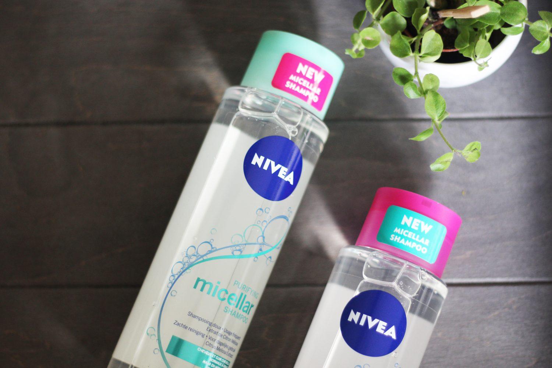 Nivea Hair Care Micellar Shampoo