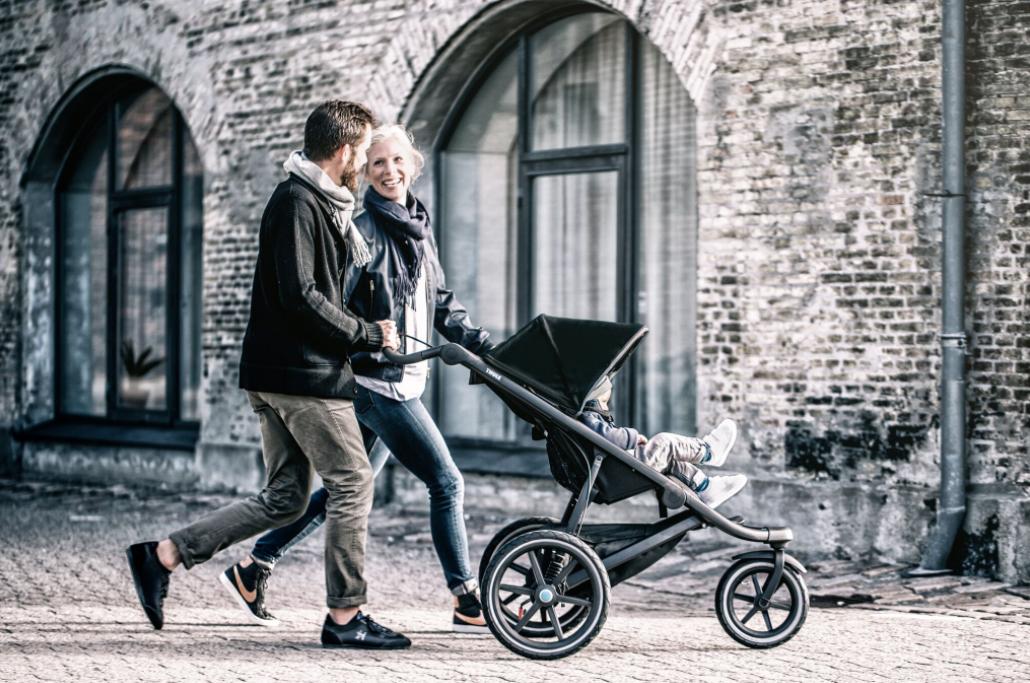 Thule Urban Glide 2: sportieve wandelwagen