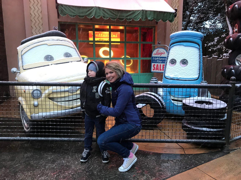 Met kleine kinderen naar Disneyland Paris! <3