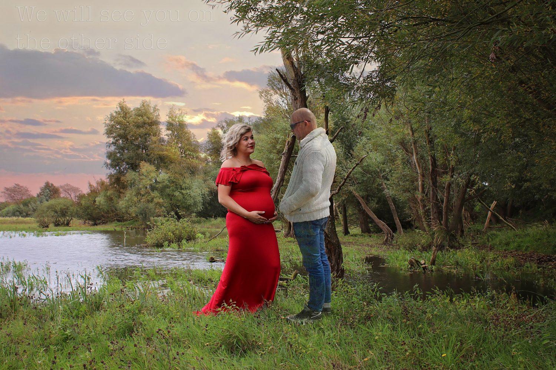 Jessica verloor haar vriend met 14 weken zwangerschap
