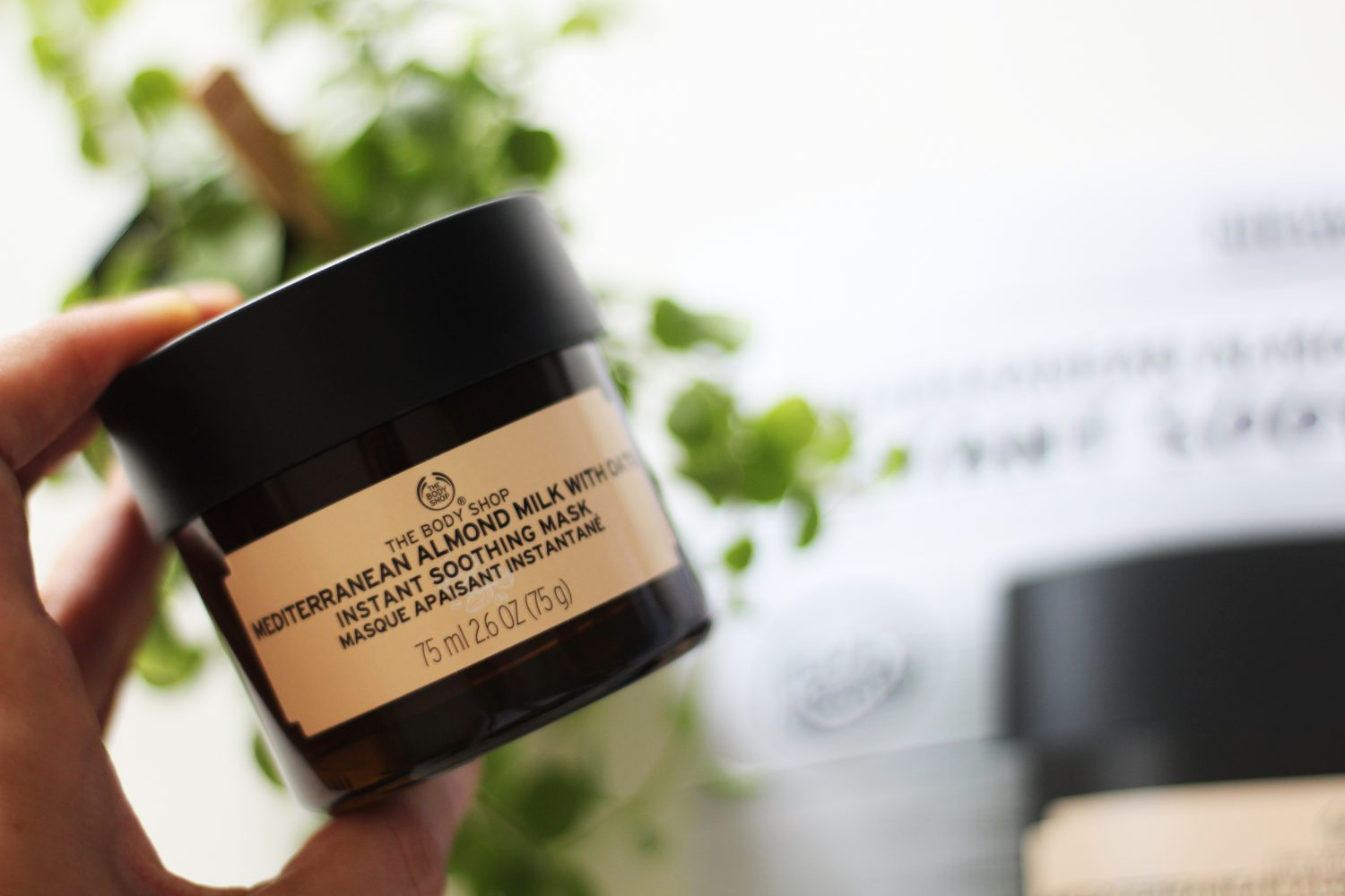 Review: The Body Shop Instant Soothing Mask