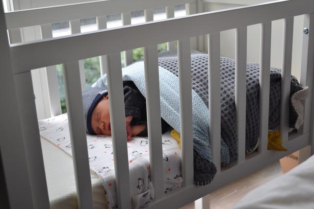 Waar slaapt jouw baby?