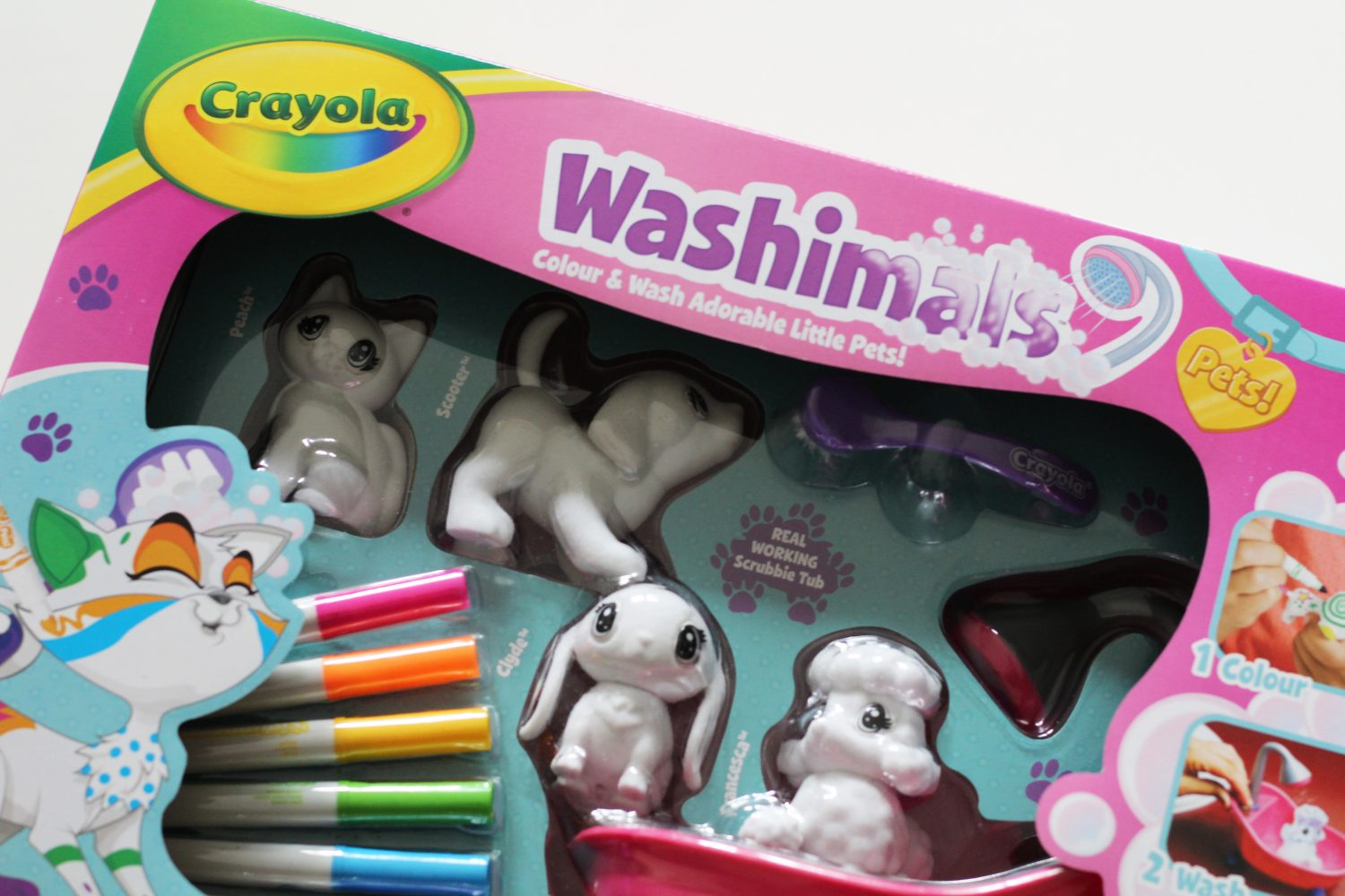 WINACTIE WASHIMALS: EN DE WINNAAR IS…
