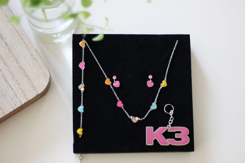 K3 sieraden