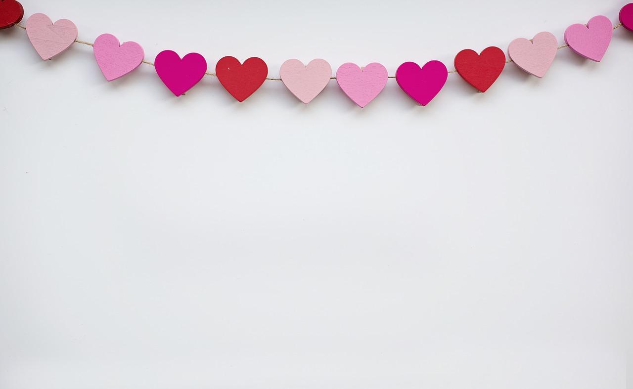 Wat wij doen met Valentijnsdag