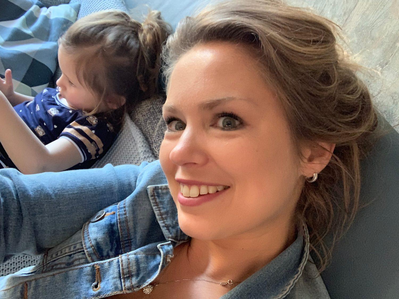 Dagboek: Kleding en kinderen uit logeren!