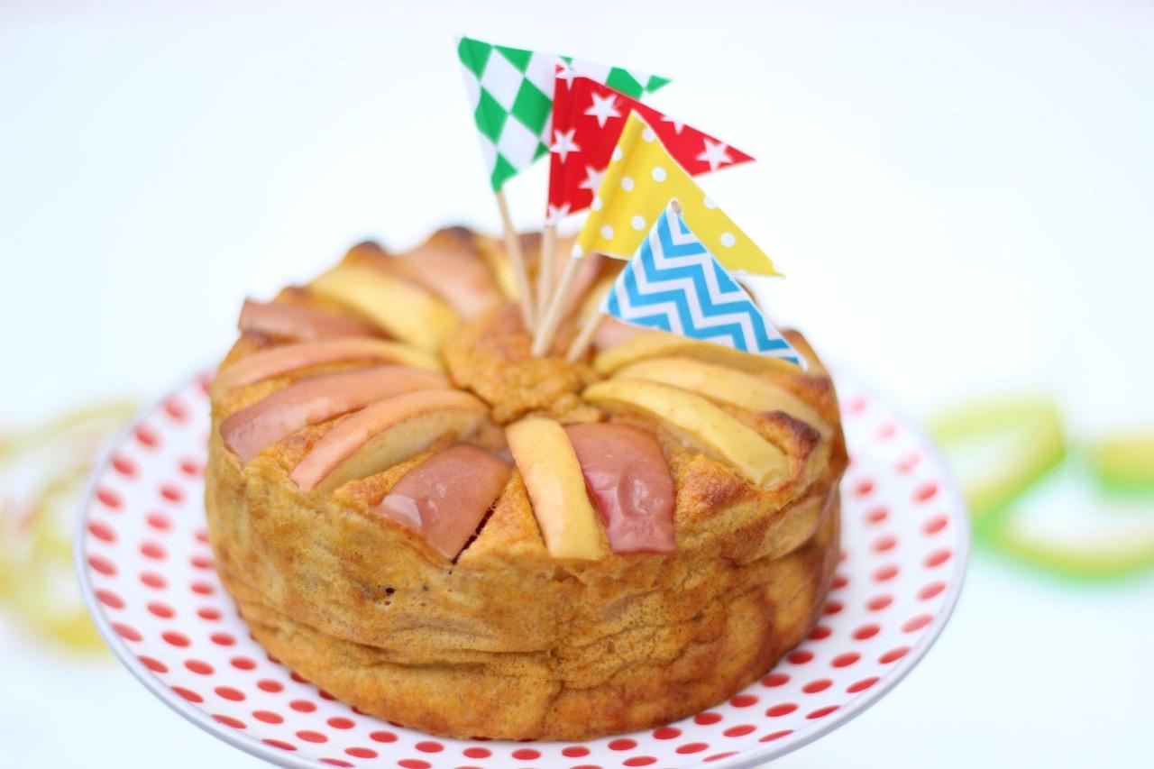 Recept: Gezond Babytaartje voor baby's eerste verjaardag!