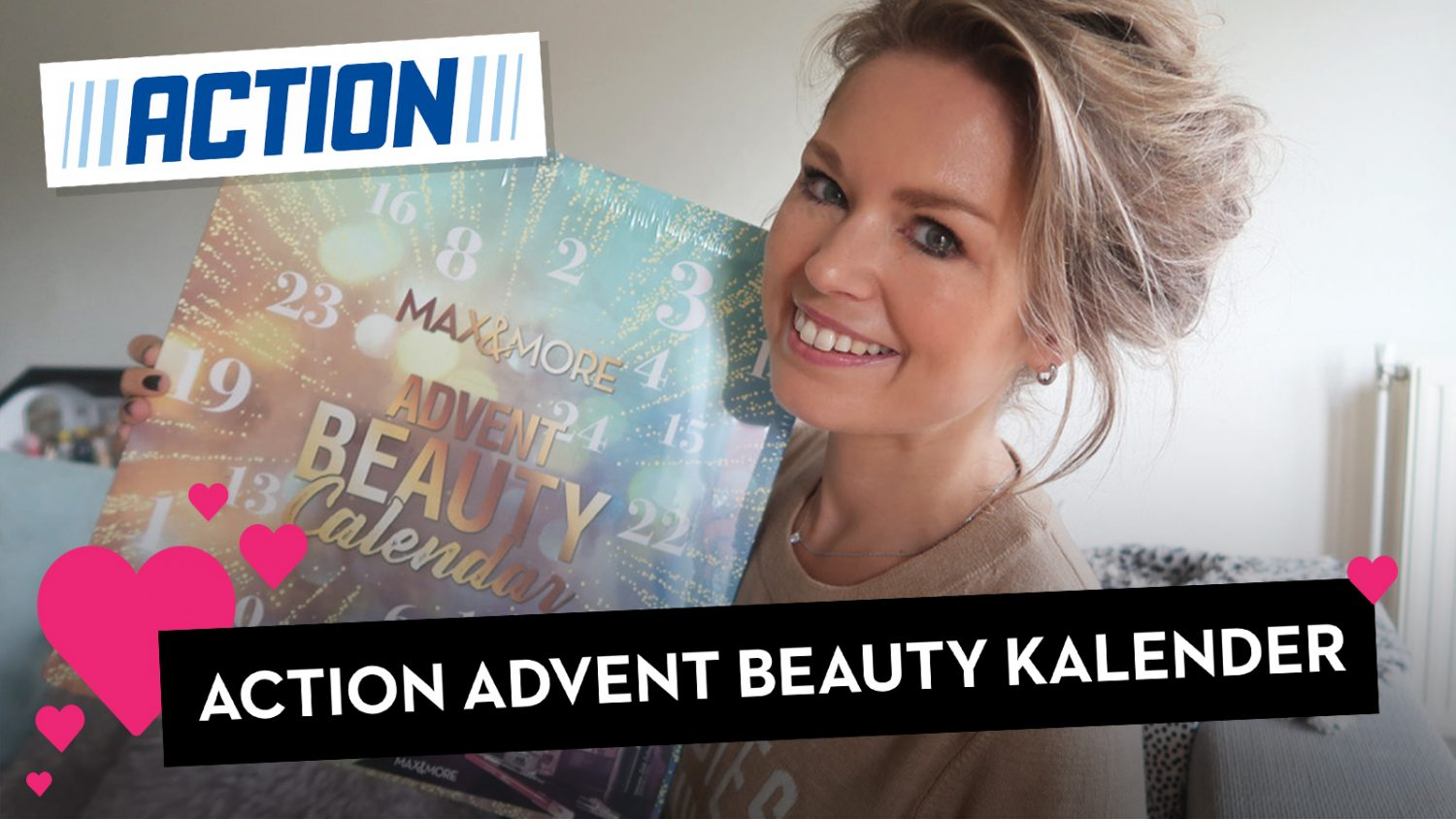 UNBOXING: ACTION ADVENT KALENDER & WIN!