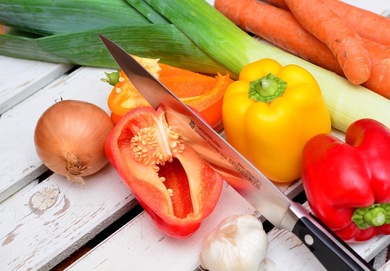 5 x groenten met de meeste VITAMINE C!