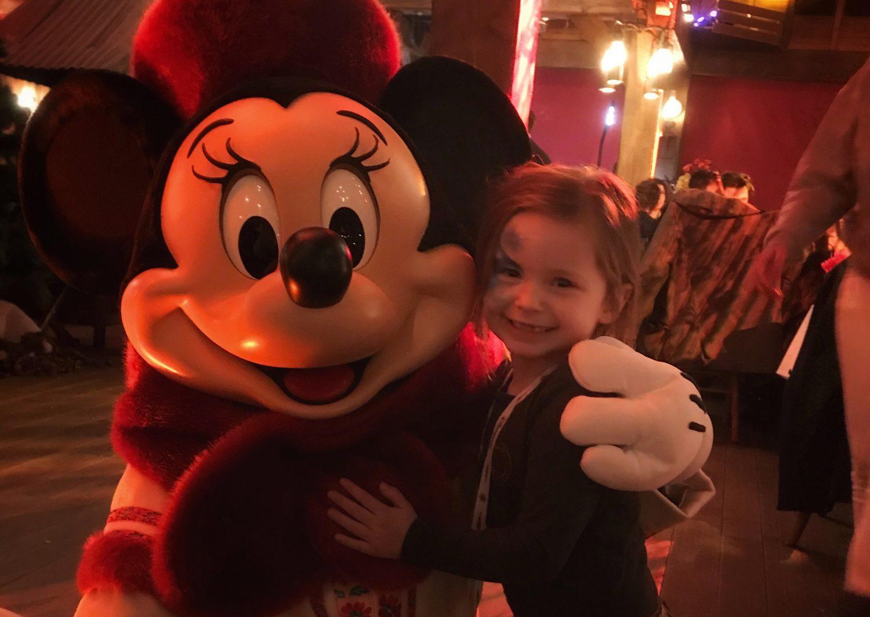 Vanaf welke leeftijd naar Disneyland Paris?