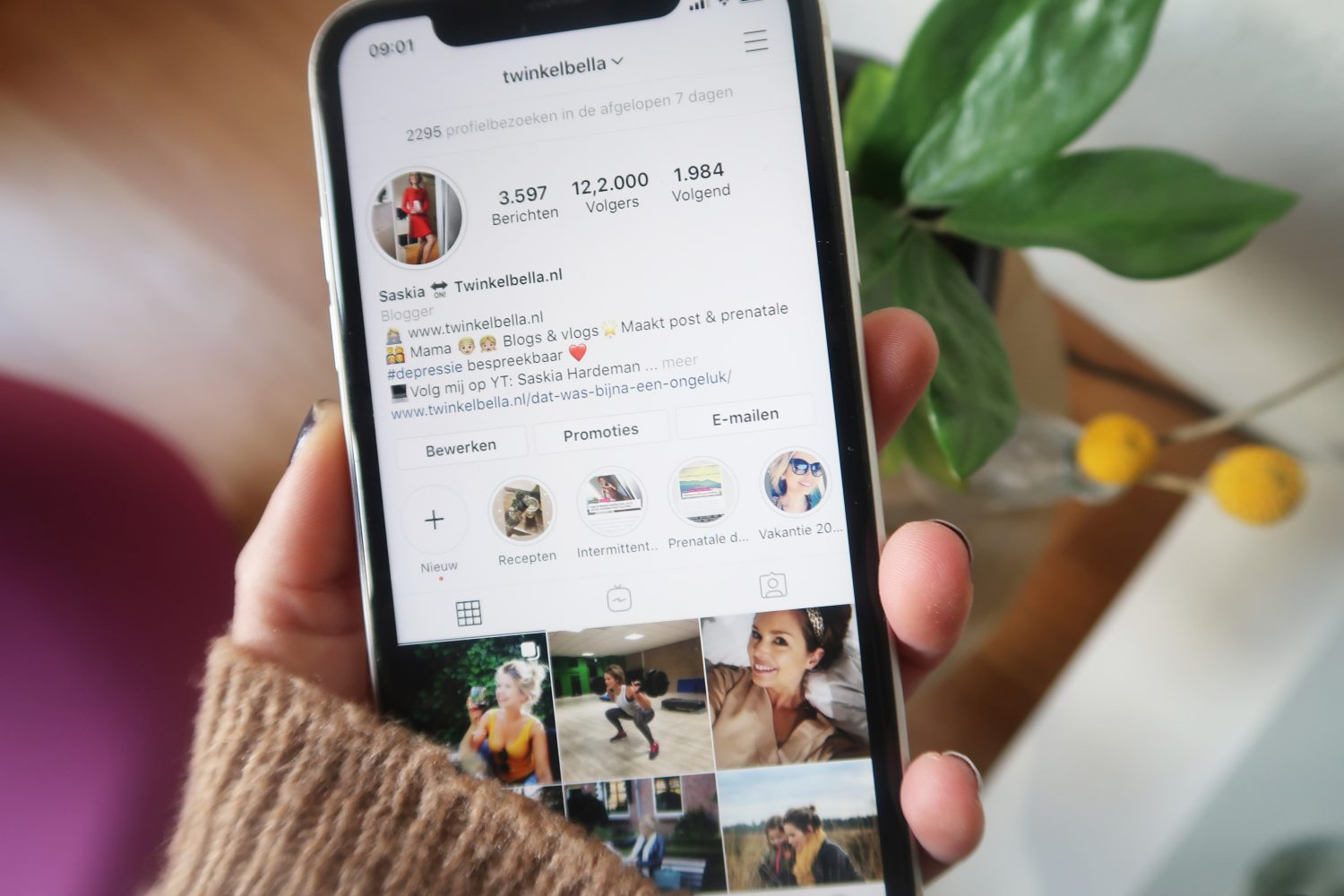 Instagram.. Posts of Story's, en het algoritme!