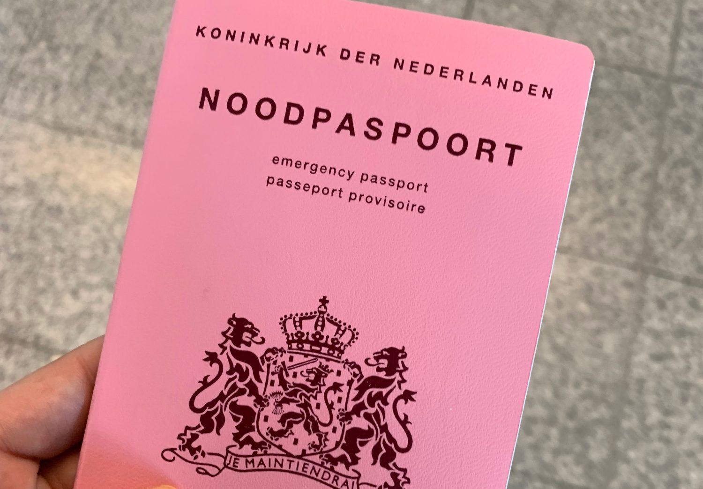 Ik ging op vakantie en was mijn paspoort KWIJT!