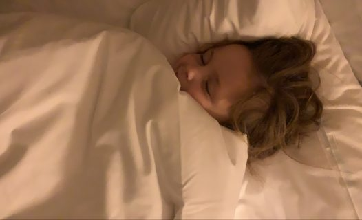 slapen tijdens hittegolf