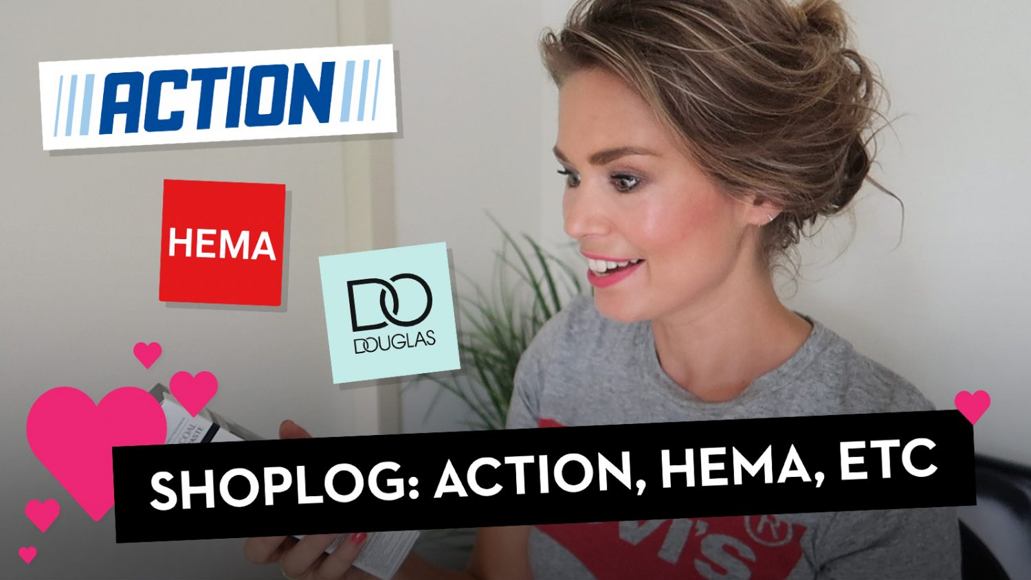 SHOPLOG!! ACTION, HEMA ETC