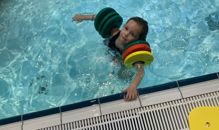 Zwemles de Peppel