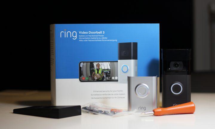 Review Ring Video Doorbell 3