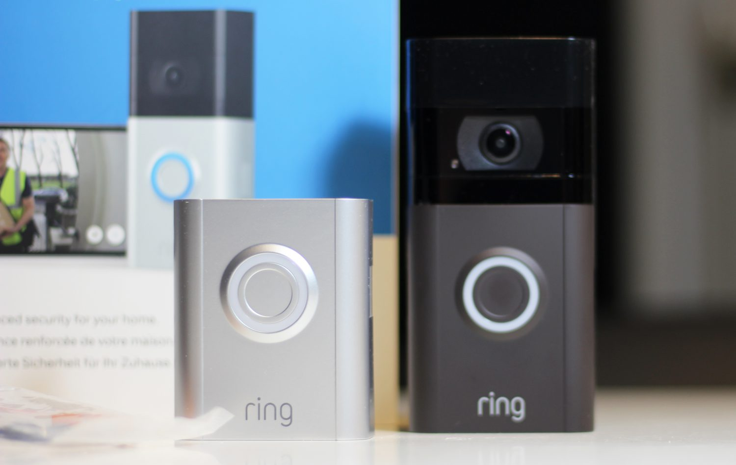 REVIEW: RING VIDEO DOORBELL 3